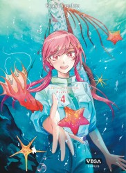 Deep sea aquarium Magmell – Tome 4