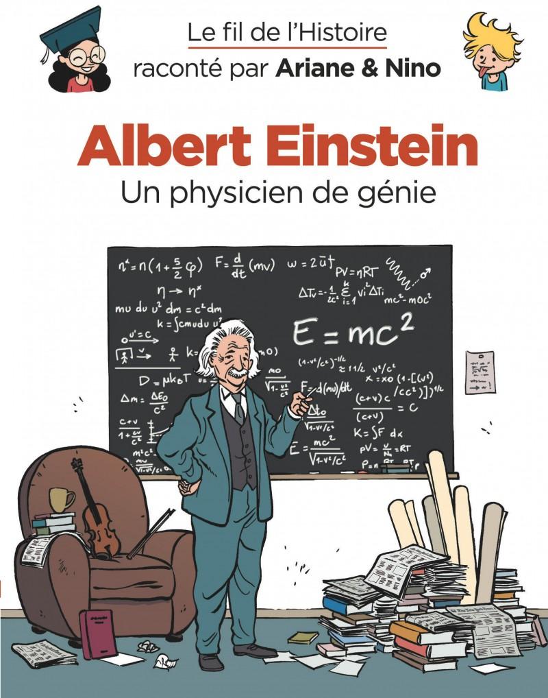 On the History Trail with Ariane & Nino - Albert Einstein