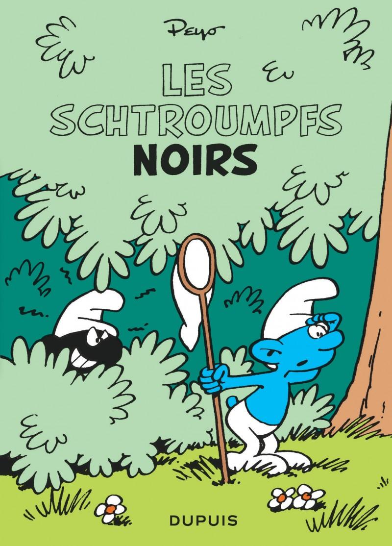 Les mini-récits Schtroumpfs - tome 1 - Les Schtroumpfs noirs
