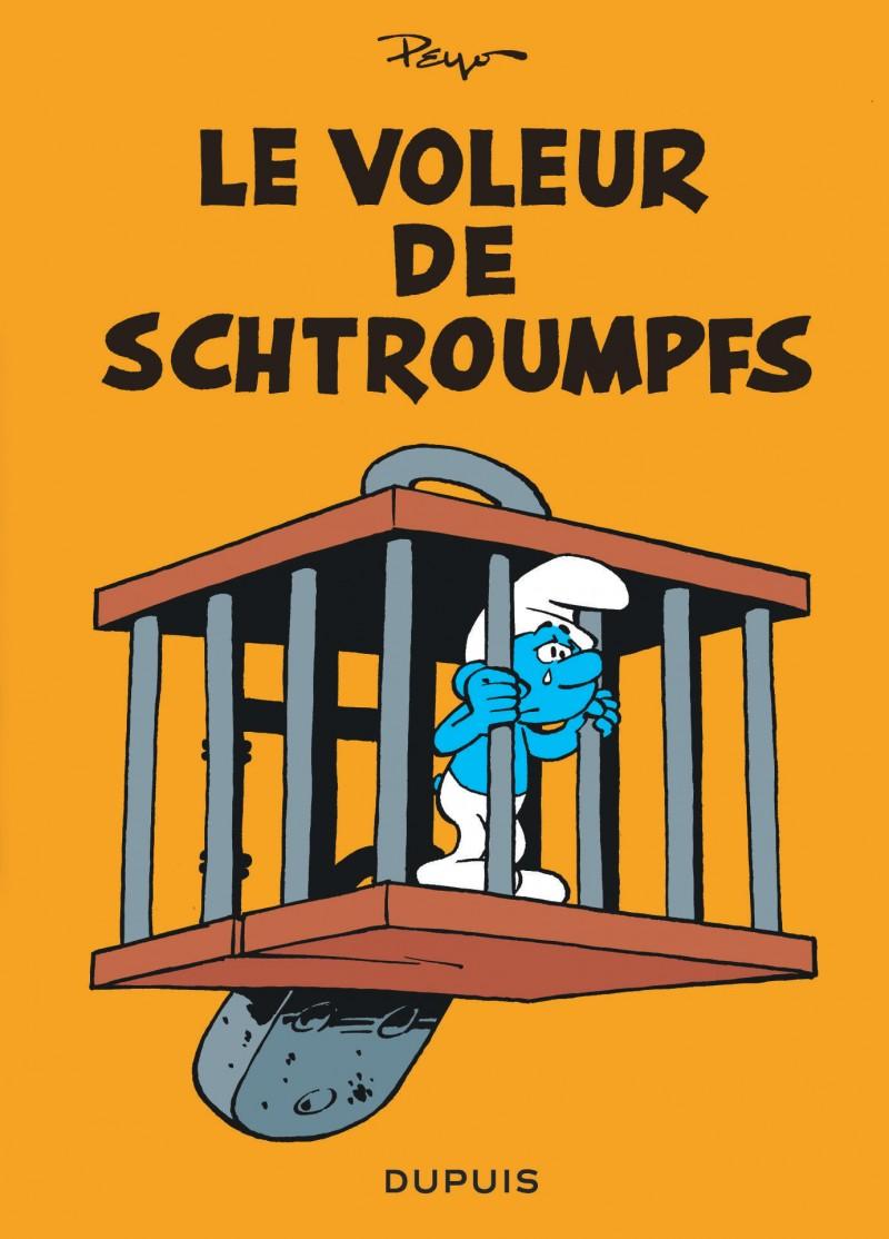 Les mini-récits Schtroumpfs - tome 2 - Le voleur de Schtroumpfs