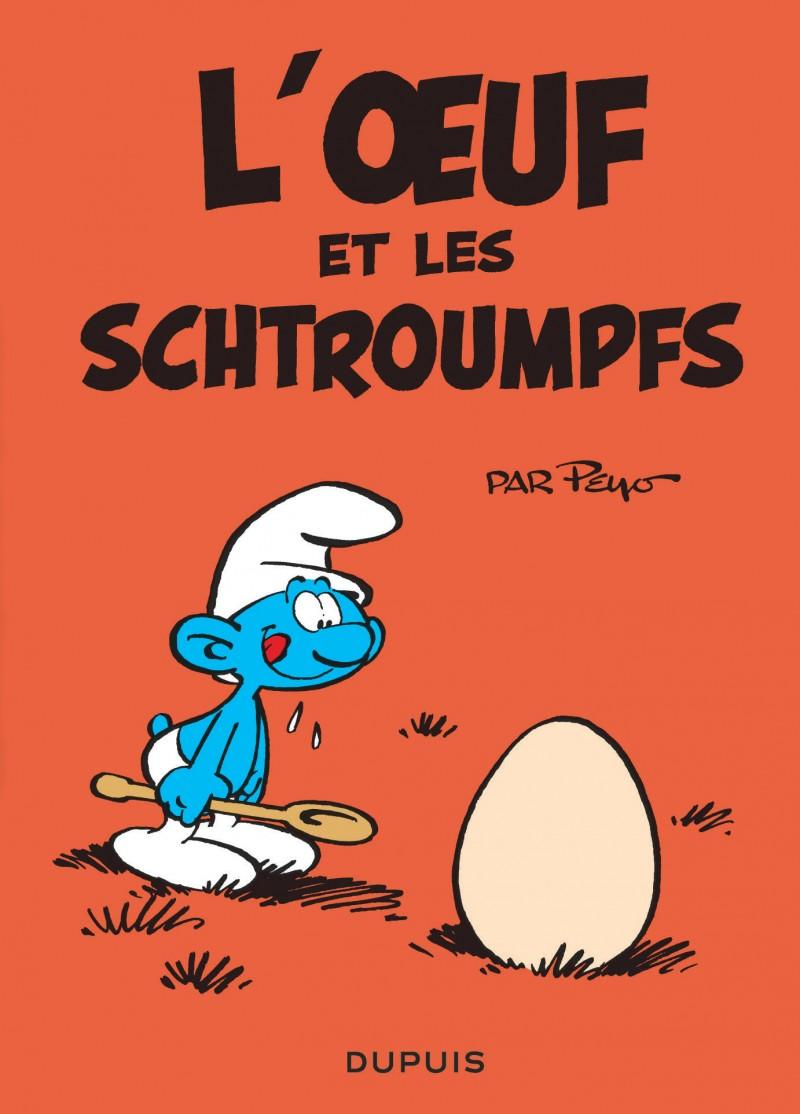 Les mini-récits Schtroumpfs - tome 3 - L'oeuf et les Schtroumpfs
