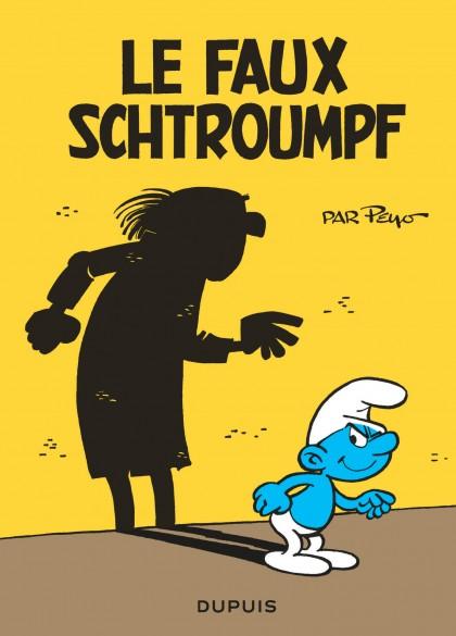 Les mini-récits Schtroumpfs - Le faux Schtroumpf