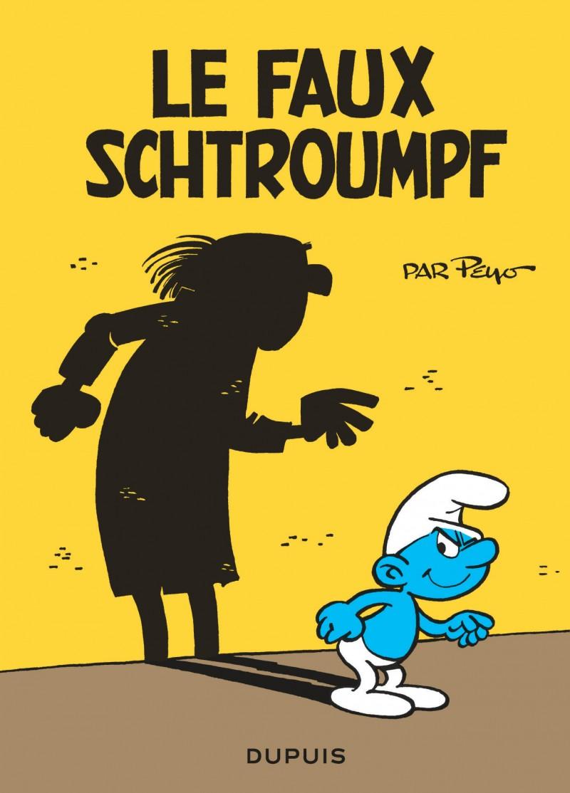 Les mini-récits Schtroumpfs - tome 4 - Le faux Schtroumpf