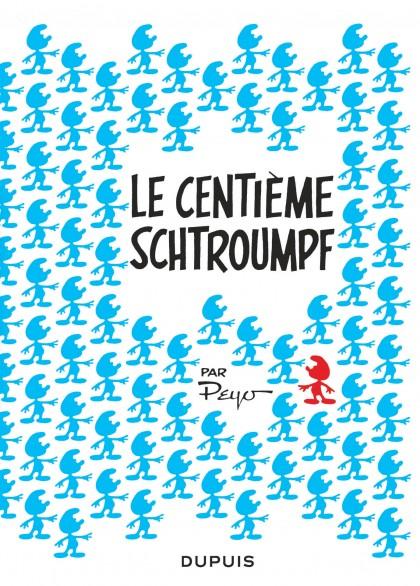 Les mini-récits Schtroumpfs - Le centième Schtroumpf