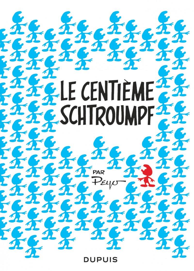 Les mini-récits Schtroumpfs - tome 6 - Le centième Schtroumpf