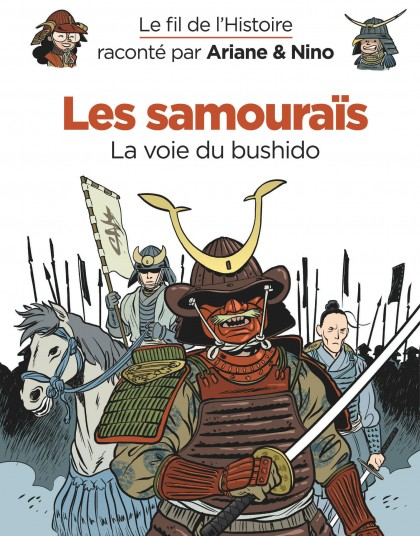 On the History Trail with Ariane & Nino - Les samouraïs