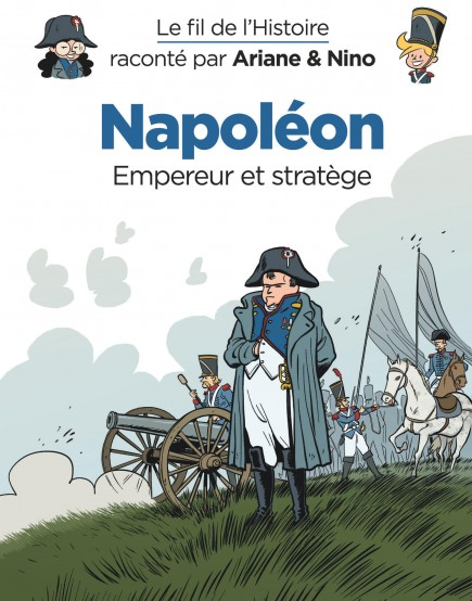 On the History Trail with Ariane & Nino - Napoléon
