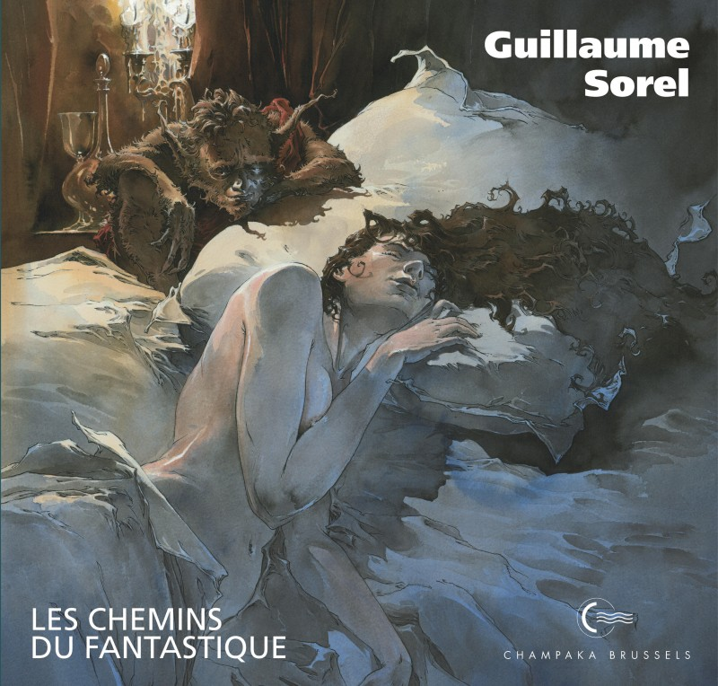 Beaux-Livres / Artbook Champaka - tome 1 - Guillaume Sorel - Les Chemins du Fantastique