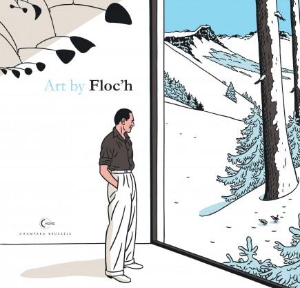Beaux-Livres / Artbook Champaka - Floc'h - Art by Floc'h
