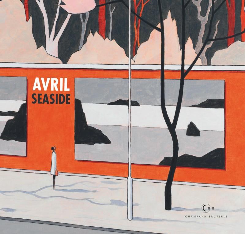 Jean-Claude Götting - Instants volés - tome 4 - François Avril - Seaside