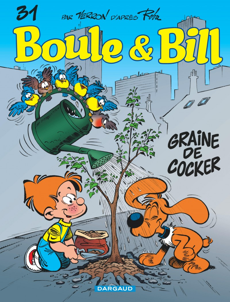 Billy and Buddy - tome 31 - Graine de cocker