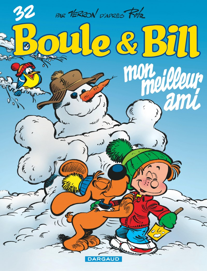 Billy and Buddy - tome 32 - Mon meilleur ami