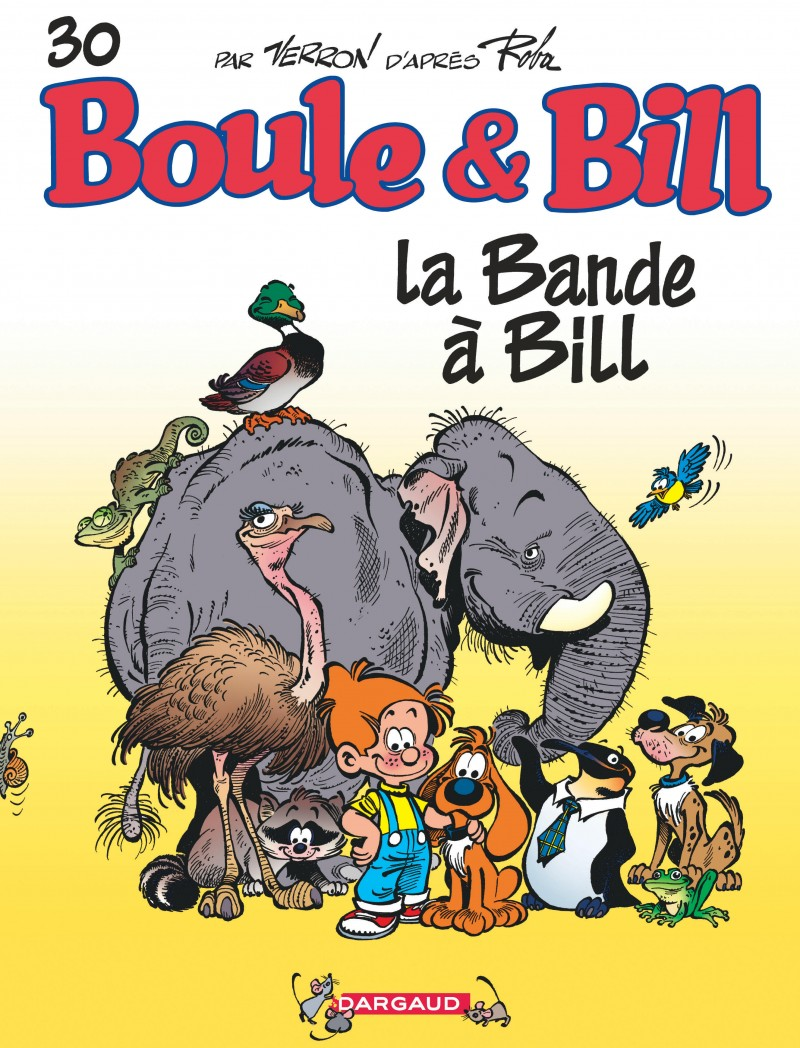 Boule et Bill - tome 30 - La Bande à Bill
