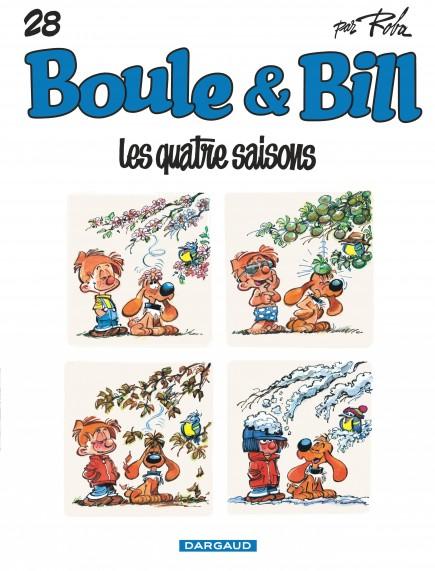 Boule et Bill - Les Quatre saisons
