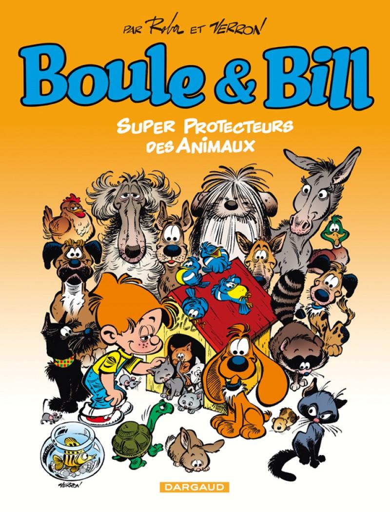 Boule et Bill - Spécial S.P.A.