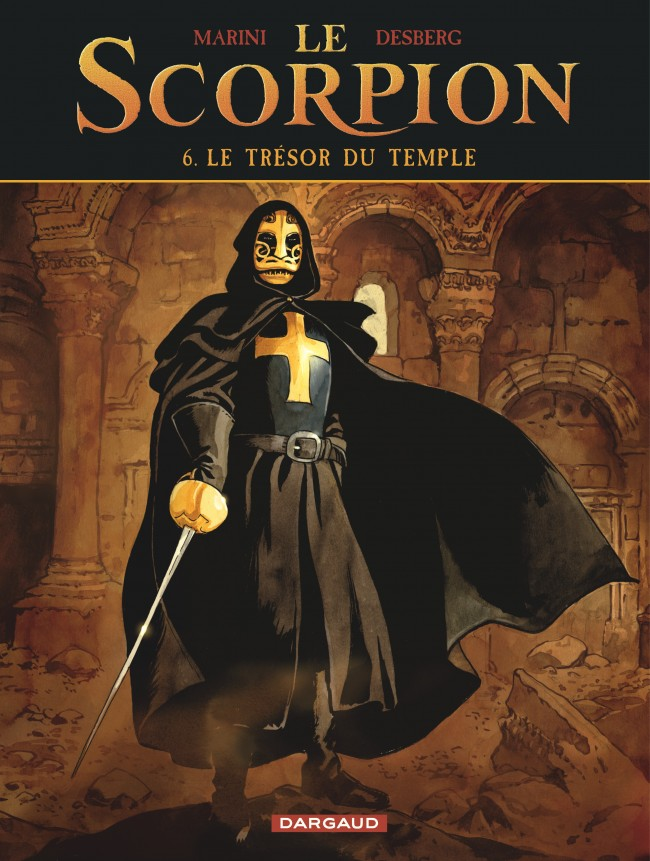 le-scorpion-tome-6-le-tresor-du-temple