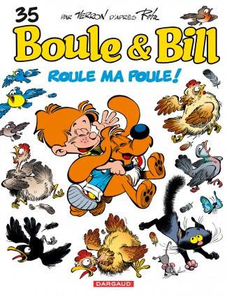 boule-bill-tome-35-roule-ma-poule