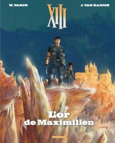 cover-comics-xiii-tome-17-l-8217-or-de-maximilien
