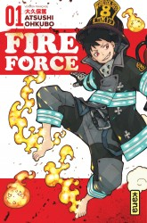 Fire Force – Tome 1