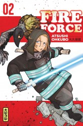 Fire Force – Tome 2