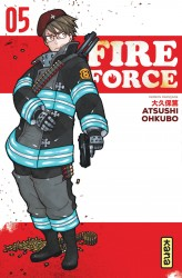 Fire Force – Tome 5