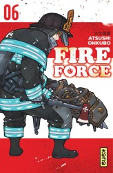 Fire Force – Tome 6