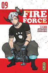 Fire Force – Tome 9