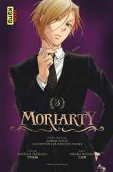 Moriarty – Tome 3