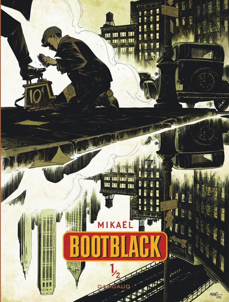 bootblack-tome-1-bootblack-tome-1 - couv