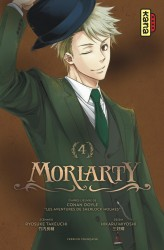 Moriarty – Tome 4