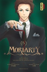 Moriarty – Tome 5