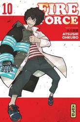 Fire Force – Tome 10