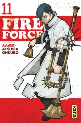 Fire Force – Tome 11