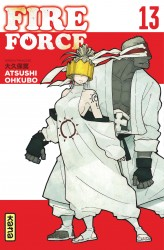 Fire Force – Tome 13