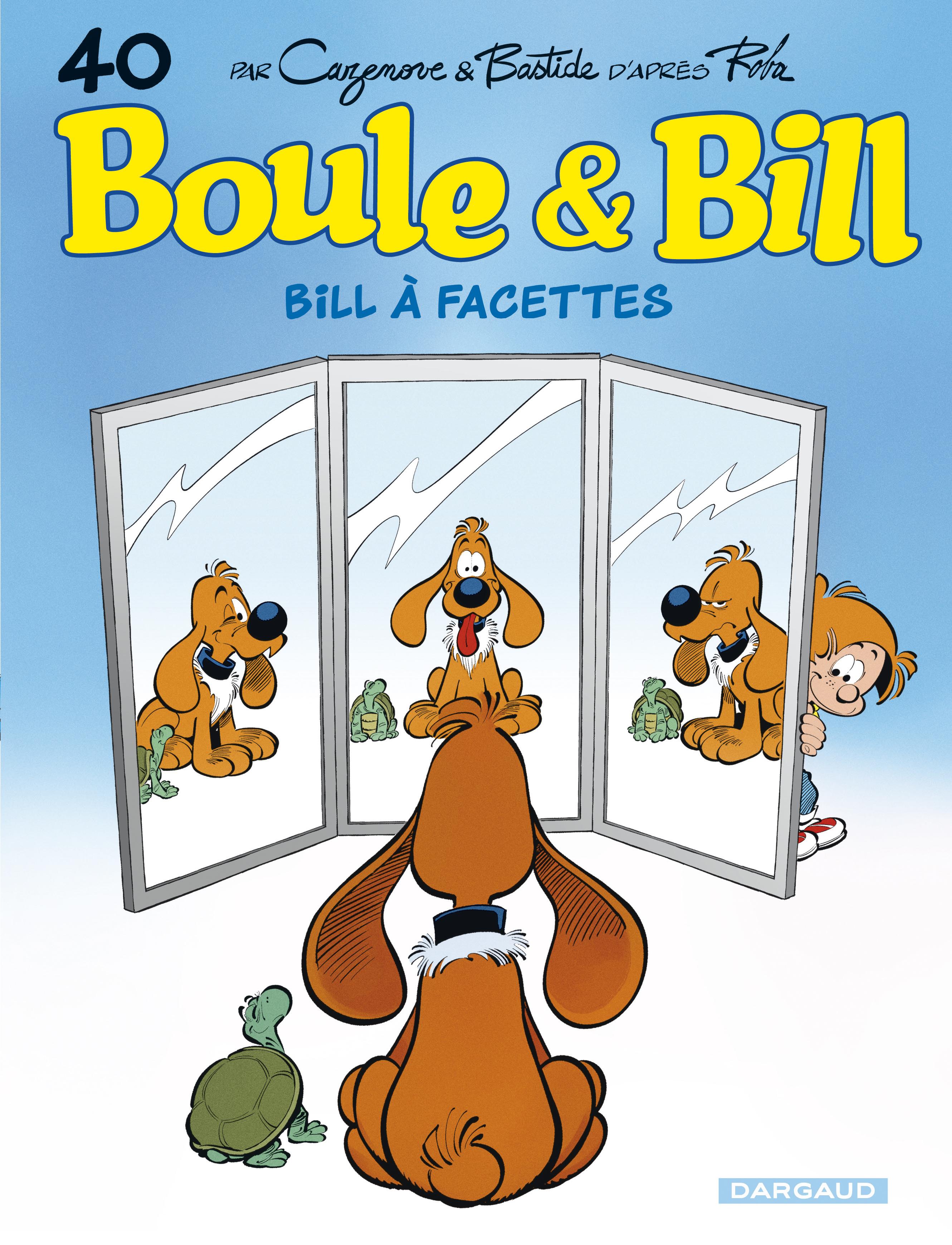 Boule et Bill (40) : Bill à facettes
