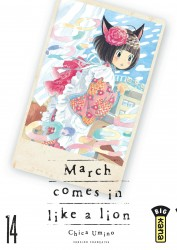 March comes in like a lion – Tome 14