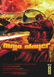 Ninja slayer – Tome 14