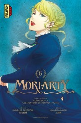 Moriarty – Tome 6