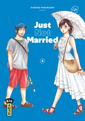 Just Not Married – Tome 4