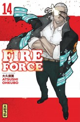 Fire Force – Tome 14