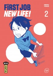 First Job New Life ! – Tome 2