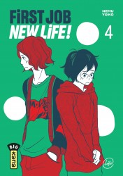 First Job New Life ! – Tome 4