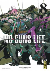 No Guns life – Tome 8
