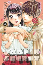Jardin secret – Tome 4