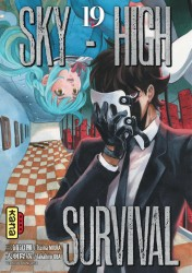 Sky-high survival – Tome 19