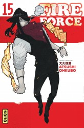 Fire Force – Tome 15