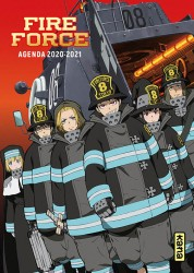 Agenda Fire Force – Tome 0