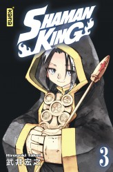 Shaman King Star Edition – Tome 3