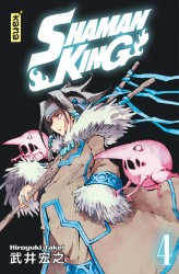 Shaman King Star Edition – Tome 4