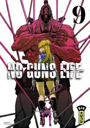 No Guns life – Tome 9